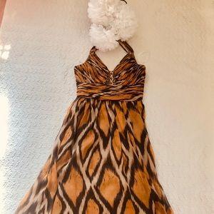 Animal print Maxi Dress!! NEW!!!